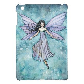 Hübscher Lavendel-lila feenhafte Fantasie-Kunst iPad Mini Hülle