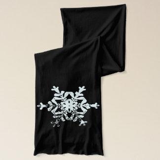 Hübscher Schneeflocke-Weihnachtsschal Schal