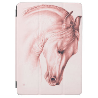 Hübsches andalusisches Pferd iPad Air Cover