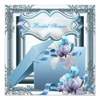Hübsches Brautparty-Silber-blaue