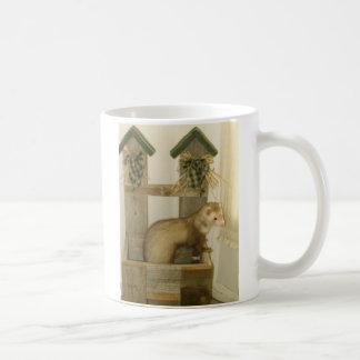 Hübsches Frettchen Kaffeetasse