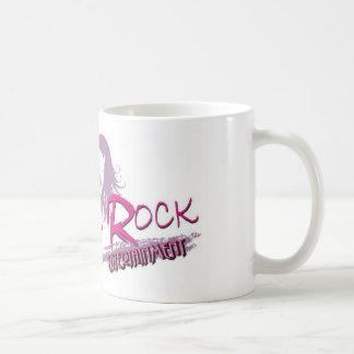 hübsches girlz Felsenhnogesicht kleiner Tasse