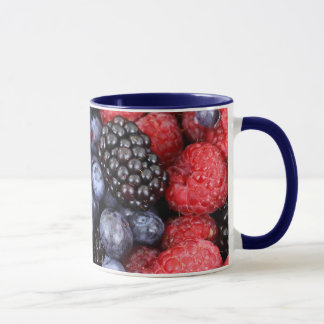 """Hübsches Juicing, Beeren-"""" Kaffeetasse"""