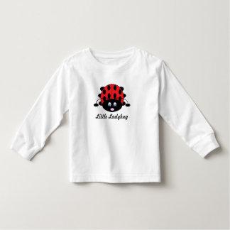 Hübsches kleines Marienkäfer-Shirt für Kleinkinder T-shirt
