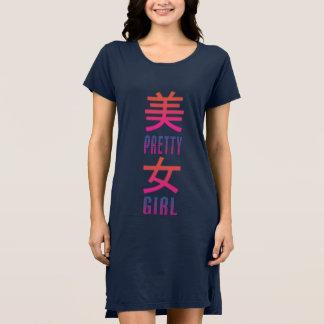 Hübsches Mädchen Kleid