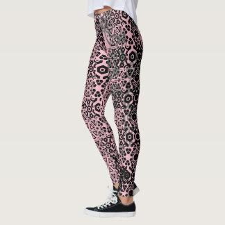 Hübsches n-Rosa Leggings