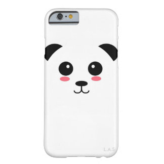Hübsches Panda iPhone 6/6s BT Barely There iPhone 6 Hülle