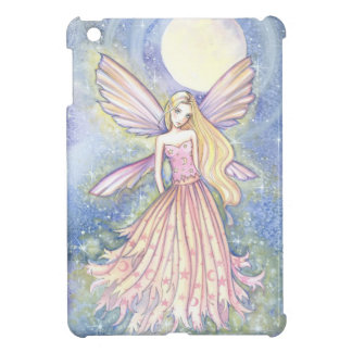 Hübsches rosa feenhaftes Fantasie-Kunst iPad iPad Mini Hülle