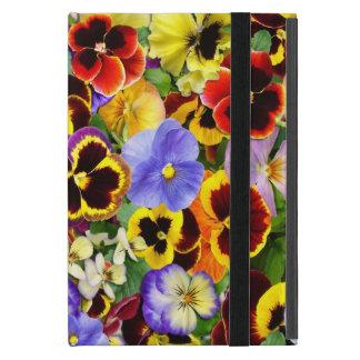 Hübsches Stiefmütterchen ~ iPad Minifall Hülle Fürs iPad Mini