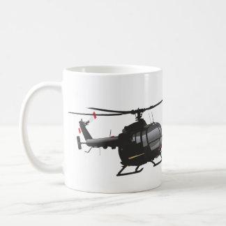 Hubschrauber Bo.105 Tasse