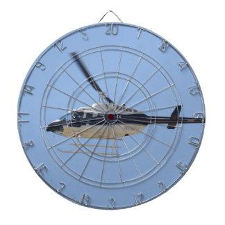 Hubschrauber Dartscheibe