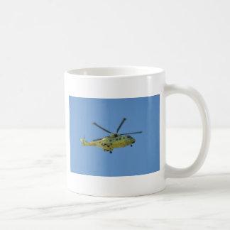 Hubschrauber zu den Inseln von Scilly Kaffeetasse