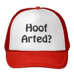 Huf Arted Hut Trucker Mütze