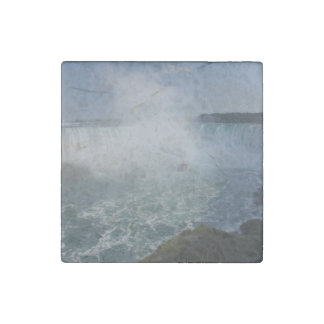 Hufeisen fällt in Niagara Falls Stein-Magnet