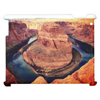 Hufeisenbiegung horizontal iPad hülle
