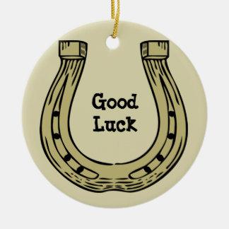 Hufeisenviel Glück-Verzierung Ornament