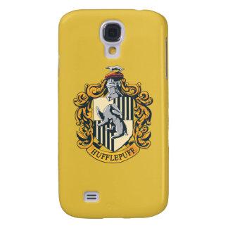 Hufflepuff Wappen 3 Galaxy S4 Hülle
