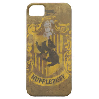 Hufflepuff Wappen gemalt Etui Fürs iPhone 5