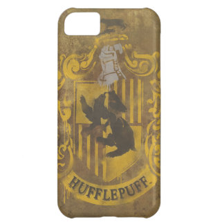 Hufflepuff Wappen HPE6 iPhone 5C Hülle