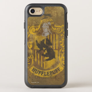 Hufflepuff Wappen HPE6 OtterBox Symmetry iPhone 7 Hülle