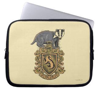 HUFFLEPUFF™ Wappen Laptop Computer Schutzhülle