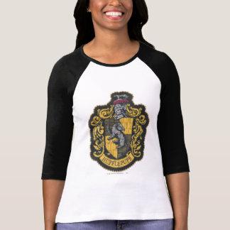Hufflepuff Wappen T Shirt