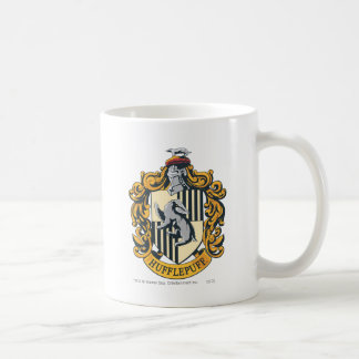 Hufflepuff Wappen Tasse