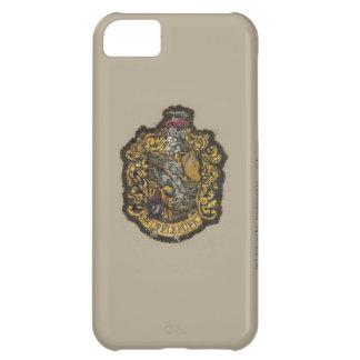 Hufflepuff Wappen - zerstört iPhone 5C Hülle