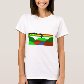 HÜGEL UND TÄLER T-Shirt