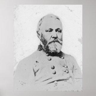 Hugh W. Mercer, verbündeter Brigadegeneral Poster