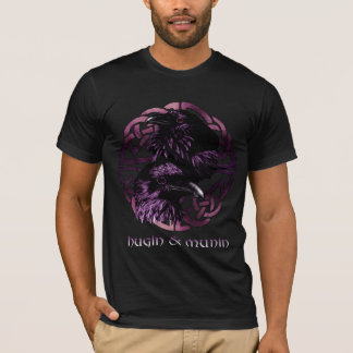 Hugin u. Munin Transport T-Shirt