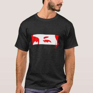Hugo Chávez: Augen kennzeichnet und ,(rot) T-Shirt