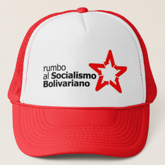Hugo Chavez Venezuela Truckerkappe