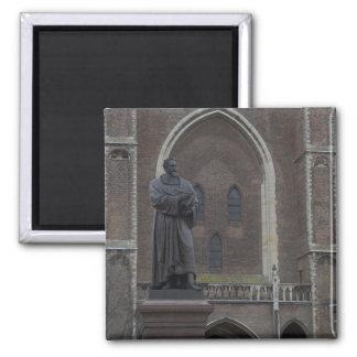 Hugo Grotius, Delft Quadratischer Magnet