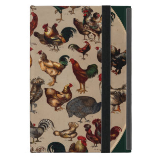 Huhn-Geflügel der Welt iPad Mini Hülle