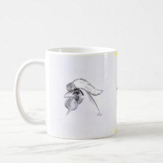Huhn Kaffeetasse