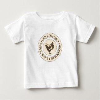 Huhn-Mann Baby T-shirt