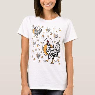 Huhn-Shirt T-Shirt