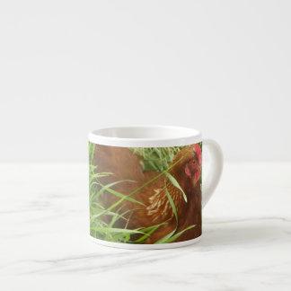 Huhn-Tasse Espressotasse