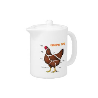 Huhn-Teile