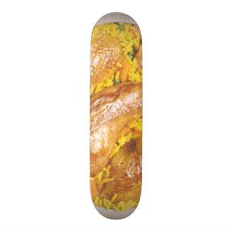 Huhn und Reis Skateboarddecks