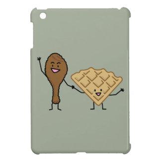 Huhn und Waffeln amerikanisch u. südliches Kochen iPad Mini Hülle