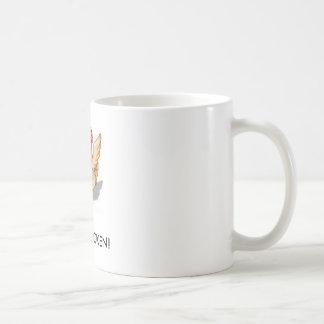 Huhn, UR ein HUHN! Kaffeetasse