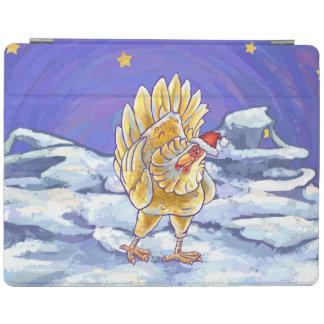 Huhn-Weihnachten iPad Smart Cover
