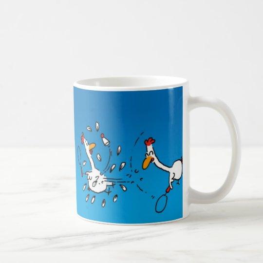 Hühnertasse Kaffeetasse
