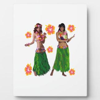 hula kaiko fotoplatte