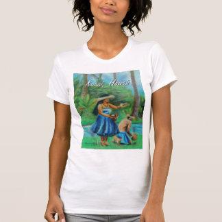 Hula Tänzer T-Shirt