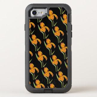 Hülle für Handy mit Aquarell der Blume