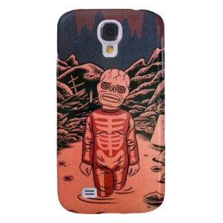 Hülle für Samsung s4/touch von dem Totenkopf