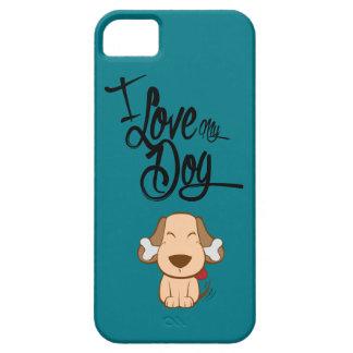 Hülle: I Love my Dog Hülle Fürs iPhone 5